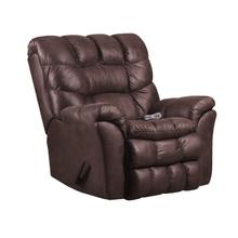 UNITED 678SC Sawyer Chocolate Rocker Recliner