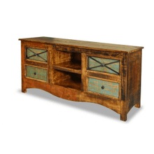 XX TV Stand with 4 Drawers