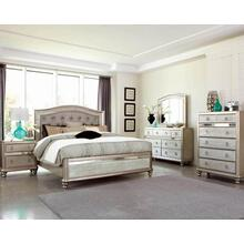 Bling Game 4Pc Eastern King Bed Set