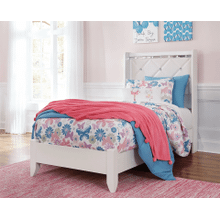 Dreamur- Champagne- Twin Panel Bed