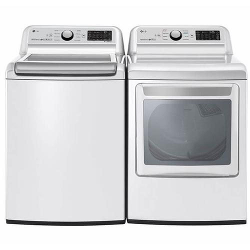 Packages - LG Mega Capacity Top Load Laundry Pair Special