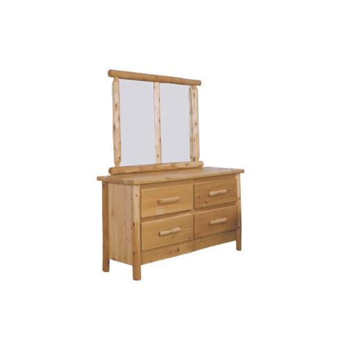 Best Craft Furniture - W262  4-Drawer Dresser