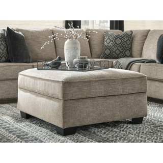 See Details - Bovarian Storage Ottoman