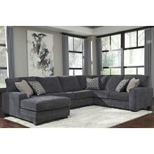 Tracling Slate 3pc. Sectional