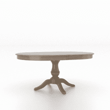 Gourmet Oval Dining Table - Multiple Sizes Available
