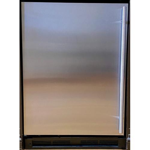 "U-Line U1224RS00B  24"" Refrigerator With Stainless Solid Finish (115 V/60 Hz Volts /60 Hz Hz)"