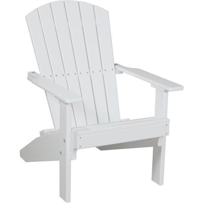 Lakeside Adirondack Chair White