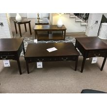 h669915/h669910 cocktail and end tables