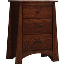 Unity Nightstand 3 Drawer