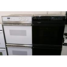 Reconditioned Double Wall Oven Electric