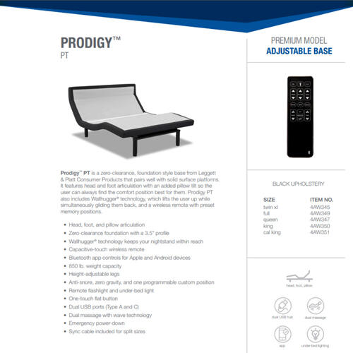 Legett & Platt Prodigy PT