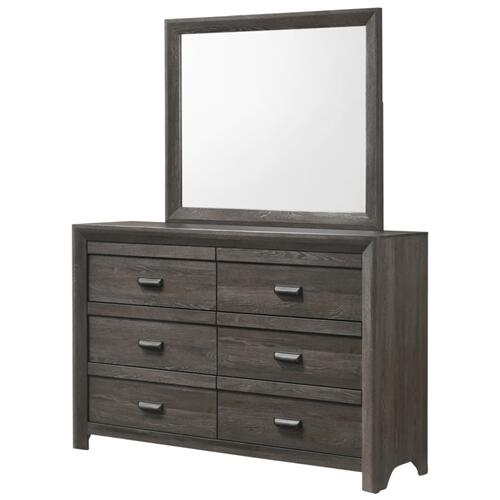 Crown Mark - Adelaide Dresser and Mirror Set