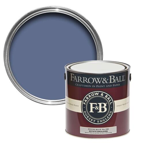 Farrow & Ball - Pitch Blue No.220