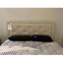 Queen Becker Upholstered Headboard