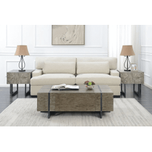 View Product - Bryson Rectangular Coffee Table w/ Drawer
