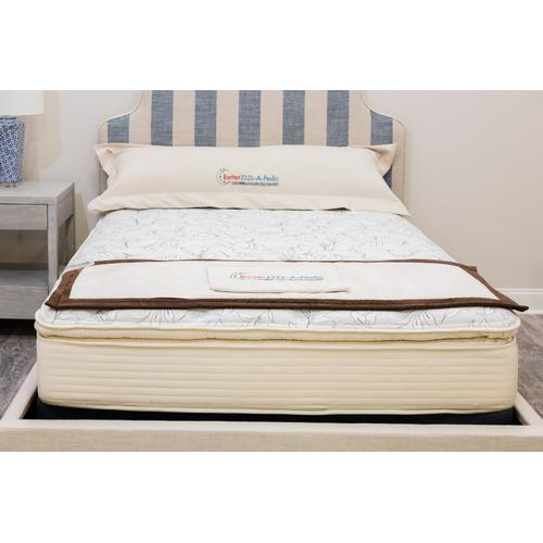 Litchfield Plush with Pillowtop