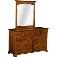Sonora Collection- Dresser w/ Mirror