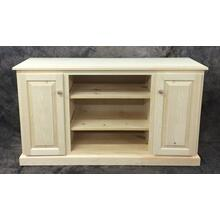 Maine Made 54 Plasma Stand 54W X 30H X 18D Pine Unfinished