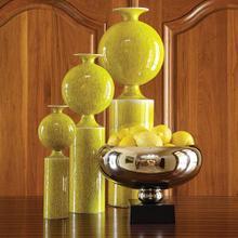Citron Pill Vase-Med