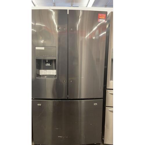 Treviño Appliance - Frigidaire French 3 Door Refrigerator