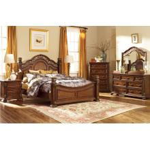 LIBERTY 737 BR31-BR51-BR01-BR02-BR72 Messina Estates 3-Piece Bedroom Group - Queen Bed, Dresser & Mirror