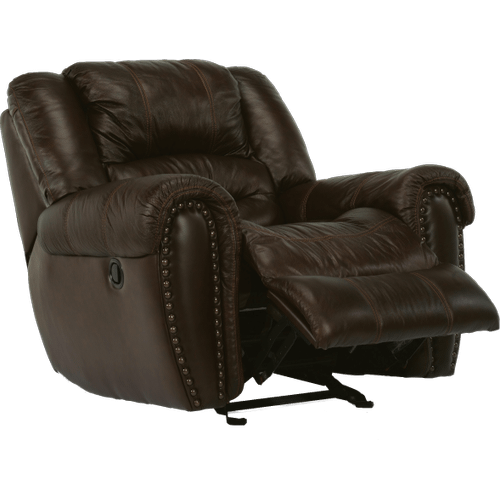 Gallery - Crosstown Leather Gliding Recliner