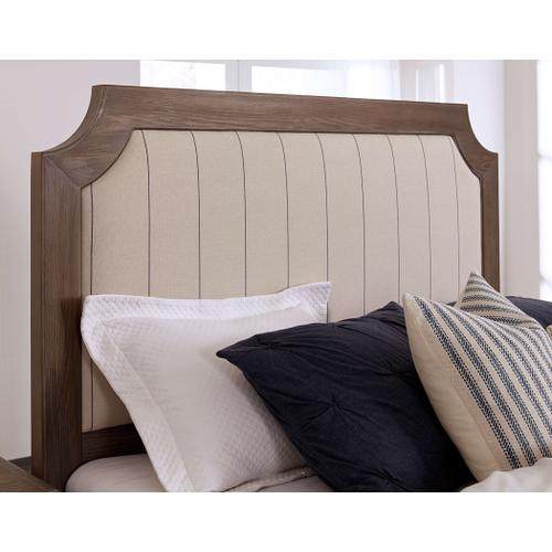 King Bungalow Folkstone Upholstered Bed