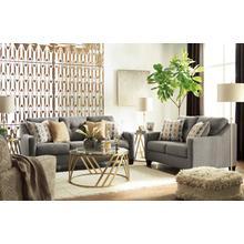 See Details - Daylon- Graphite Sofa aned Loveseat
