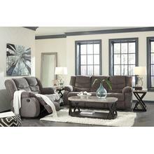 Tulen- Gray Reclining Sofa and Loveseat