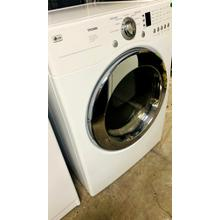 Product Image - USED- XL Capacity Electric Dryer (White)- FLDRYE27W-U  SERIAL #94