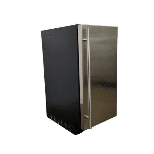 """15"""" Nugget Ice Machine With Stainless Solid Finish"""