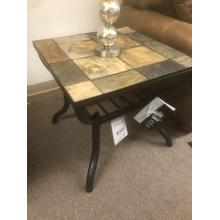 See Details - End Table Model# T233-2