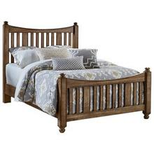 Poster Slat Queen Bed