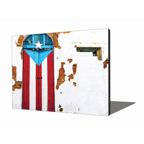 Wall Art - San Juan Flag