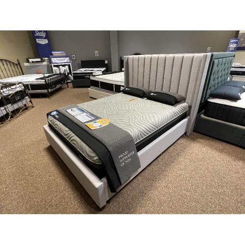Malouf - BLACKWELL BED  (Available in Multiple Colors & Sizes and With Storage)