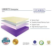 Liberty Enterprise is a all Foam Mattress that is Adjustable Friendly. Click on image to view details