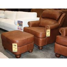 1052 LEATHER CHAIR