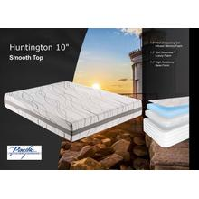 "Huntington 10"" Classic Memory Foam Mattress"