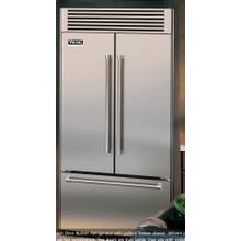 See Details - Viking Professional Built In DeBuilt-In French Door Refrigerator
