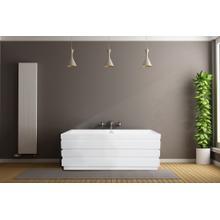See Details - MANHATTAN FREESTANDING BATHTUB