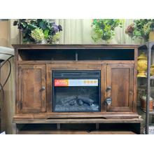 """See Details - 59"""" Fireplace Console - Westlake"""