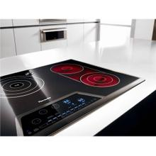 """CLOSEOUT SPECIAL! 36"""" Touch Control Electric Cooktop - New & Unused On Display With 90 Day Warranty - CES366FS Serial# 880600124"""