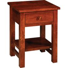 Cabin Creek 1-Drawer Night Stand