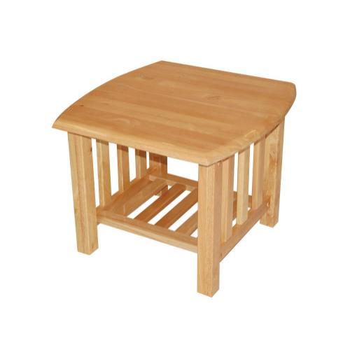 Kodiak Furniture - Mission End Table in Natural