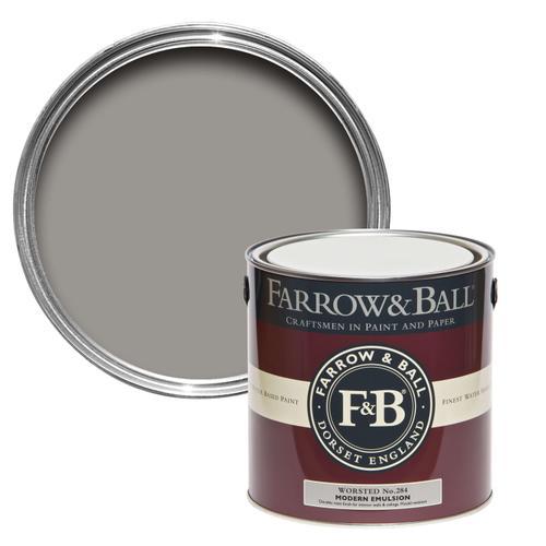 Farrow & Ball - Worsted No.284