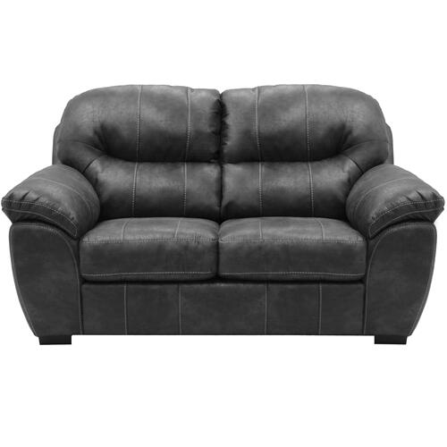 Grant Steel Sofa & Loveseat