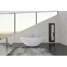 See Details - LOGAN FREESTANDING BATHTUB