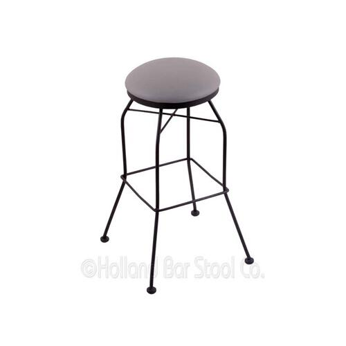 Custom Swivel Metal Bar Stool