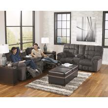 Acieona Reclining Sofa and Loveseat with Drop Down Table