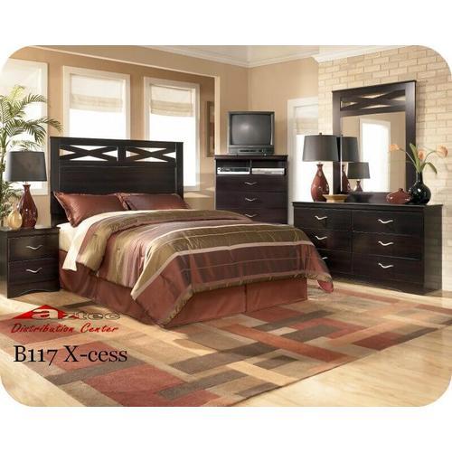 Ashley Furniture - Ashley B117 X-cess Bedroom set Houston Texas USA Aztec Furniture